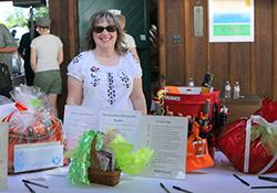 Volunteer Diana Jones