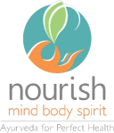 Logo for Nourish Mind Body Spirit Ayurveda for Perfect Health