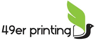 Logo for 49er Printing